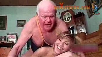 thumb Cute Blonde Teen Fucked By Granpa