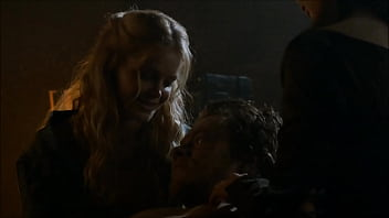 Alfie lesbian Alfie allen sex castration in games of thrones s03e07