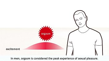 The male orgasm explained 2 min