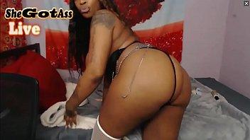 Phat Ass Thick Fine Big Pretty Titties Cute Face Pyt Ebony