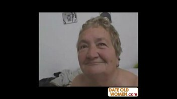 Ugly granny forced to swallow