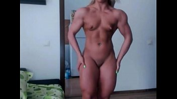Teen Muscle Web Cam Blonde Girl Shows - www.contortion4girls.com