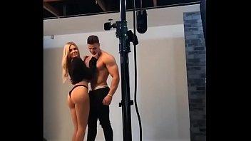 Hot Model Photoshoot With Sexy Boyfriend