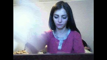 blow-job cam show by romanian camgirl hottalicia