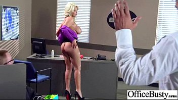 Sex Tape With (bridgette b) Big Tits Hard Worker Girl In Office clip-05 7分钟