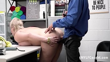 Hot MILF Cries When Cop Force Fucks Her- Ryan Keely