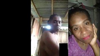 Asina Tabuni - Video Call Sex (Wamena Papua)