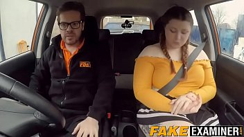 English BBW rides her driving instructors big fat cock porno izle