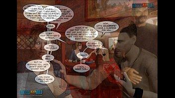 3D Comic: Clara Ravens. Chapter 3 thumbnail