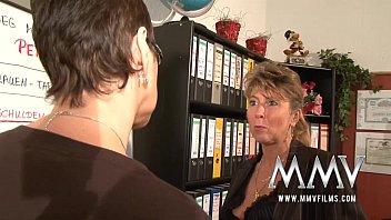 MMV Films Pierced mature wife gets cock 13 min
