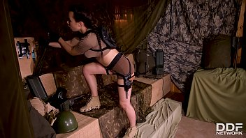 Sizzling Hot Soldier Fucked Hard thumbnail