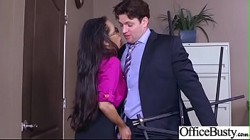 Hardcore Bang With Horny Big Tits Office Girl (Priya Price) video-23