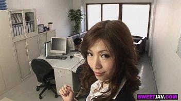 the pervert japanese office girl 5 min