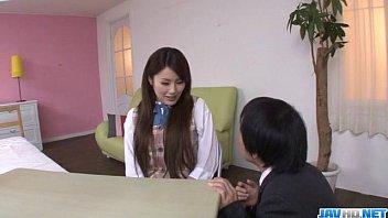 Runa Ayase Schoolgirl In Heats Enjoys Teacher┤S Dick