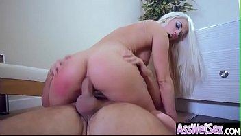 Big Butt Oiled Girl (Blanche Bradburry) Enjoy Hard Deep Anal Intercorse mov-13