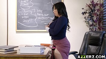 Giant boobs fucking Sizzling hot sex with sheridan the librarian
