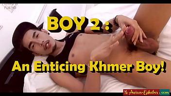 Asian-Ephebes - Boy 2 - An Enticing Khmer Boy!