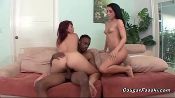 Awesome sluts sharing massive big dick