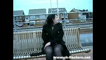 British ameteur flashers hardcore - British emmas bbw amateur pissing outdoors and public nudity whilst masturbating