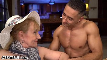 21Sextreme Horny Granny Gets Nailed During Work Break