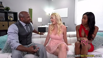 Nadia Jay And Her Husband Try Her New Nanny, Paisley Porter