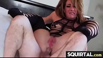 massive squirting and creampie female ejaculation 30