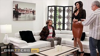 Sexy Milf (Becky Bandini) Enjoys A Nice Massage A Hard Fuck By Her Stepson - Brazzers