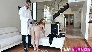Summer Hart's Doctor Fucked Her ANALLY
