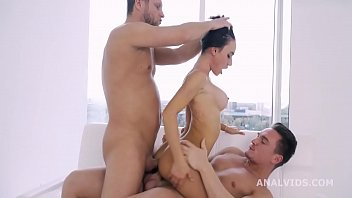 Lana Roy gets it Balls Deep in every hole, with DP, Gapes and Swallow GL338