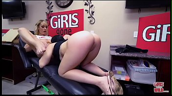 GIRLS GONE WILD - Teen Hotties Maxim Law & Jessica Jewelz Go Down On Each Other video