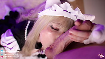 Will you play with me? - Oral Creampie - MollyRedWolf