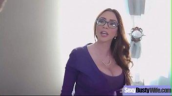Hardcore Sex Scene With Busty Housewife (Ariella Ferrera & Missy Martinez) clip-04