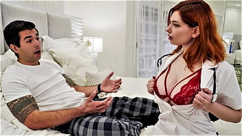 Big titted nurse gives him viagra by mistake - w/ Annabel Redd 10分钟