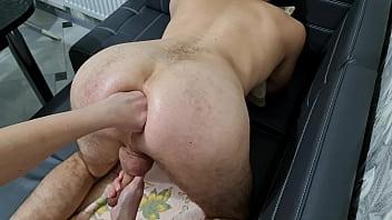 Mistress Gives Prostate Massage - 4k 60fps