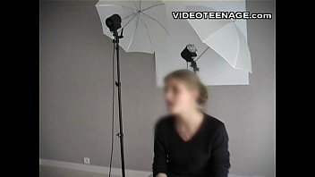 Shy Teen First Nude Video Casting