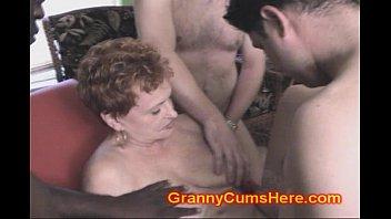 She eats Granny's CREAM PIES 11 min