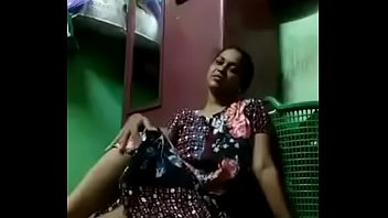 Tamil Aunty ( Mom's Friend ) Stripping and Touching Her Self For Me In Video Chat