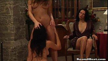 Sensual and Erotic Lesbian Slave Life