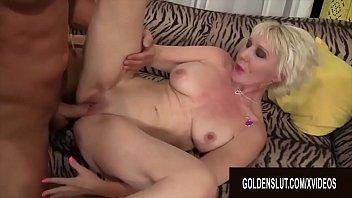 Golden Slut - Insatiable Grandma Dalny Marga Compilation Part 1