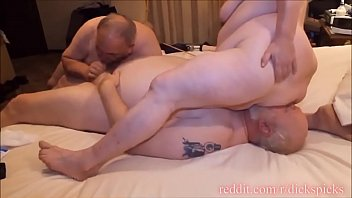 Dick's Picks Episode 1- Chubby grandpa suck my grandpa cock