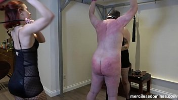 Learning New Skills - Spanking and Whipping with Miss Flora and Miss Alexa Vorschaubild