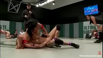Girls Pro Wrestling Ultimate surrender