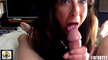 Sexy Mom Knows How To Treat Your Cock