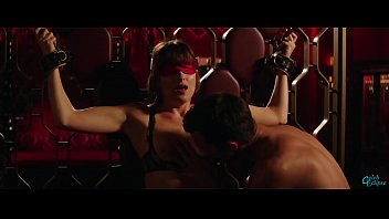 Dakota Johnson - Tied up and pleasured with vibrator - (uploaded by celebeclipse.com)
