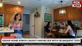 FCK News - Horny Group Admin Caught Having Sex