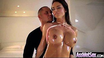 Amazing Anal Sex With Big Wet Butt Girl (franceska jaimes) clip-16