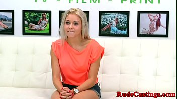 Tattooed teen pounded at b. casting 10 min
