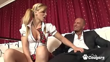 Blond pigtail sex Naughty schoolgirl brooklyn lee nailed by teacher