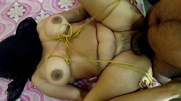 Bondage Fucking Indian Milf Sister Hardcore First Indian BDSM Loud Moaning 11 min