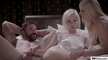 Foster Girl Involved Into A Dirty Sex - Elsa Jean, India Summer And Charles Dera
